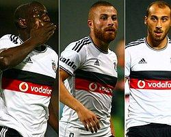 Beşiktaş'ta Sakat Futbolcuların Son Durumu Açıklandı