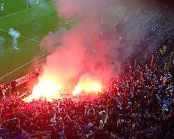 Napoli Taraftarı Trabzonspor'un 61. Dakika Şovunu Çok Sevdi