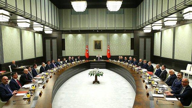 Cumhurbaşkanı Erdoğan 9 Mart'ta Bakanlar Kurulu'nu Toplayacak
