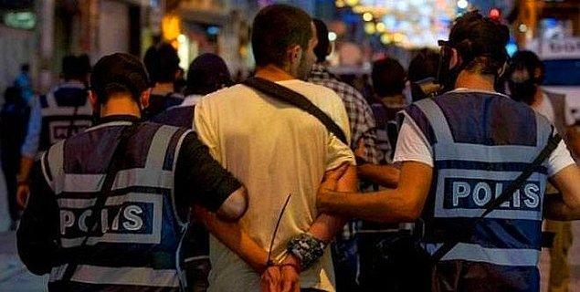 Polise 48 saate kadar gözaltı yetkisi