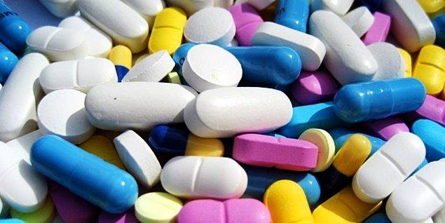 5 yılda 211 milyon kutu ilaç tüketildi
