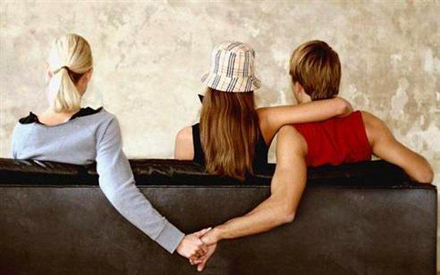 3. Sevgilinizin sizi aldattığını öğrendiğiniz anın ertesi günü