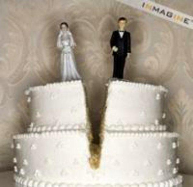 6. Düğün tarihiniz belirlendiği halde, hala maddi gücünüzün yeterli olmadığını düşündüğünüz an