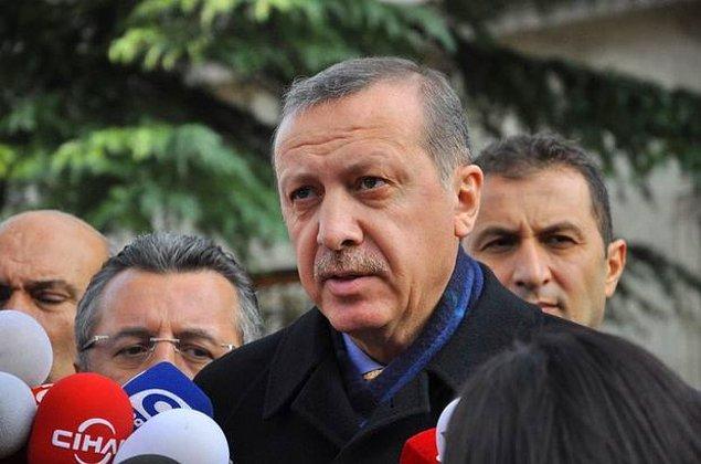 Erdoğan'dan taziye
