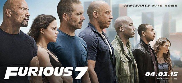 22- Fast and Furious 7 ...