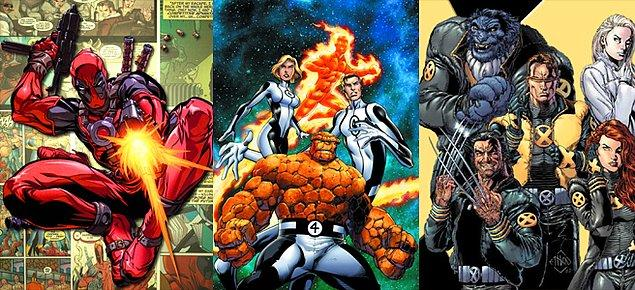 Bonus: Deadpool (2016) , X-Men:Apocalypse (2016) , Fantastic Four (2015)