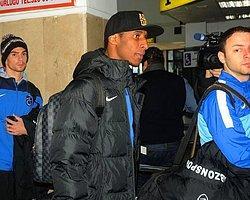 Trabzonspor, Napoli Maçı İçin İtalya'ya Gitti