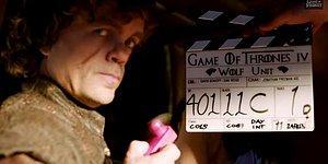 'Game of Thrones'un Güldüren Kamera Arkası Görüntüleri