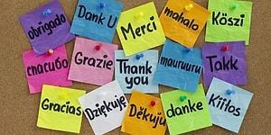 Dünya Dillerini Ne Kadar İyi Tanıyorsun?
