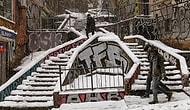 Instagram Fenomenlerinin Gözünden: 15 Muhteşem Kare ile Kar Altında İstanbul