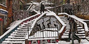 Instagram Fenomenlerinin Gözünden: 15 Muhteşem Kare ile Kar Altında İstanbul...