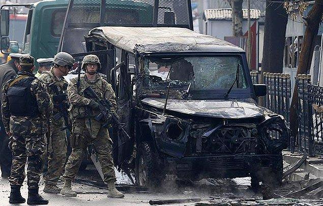 Taliban: Türkleri yanlışlıkla vurduk, hedef ABD'ydi