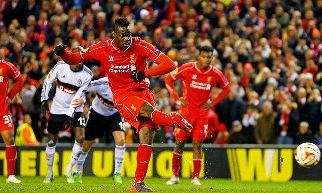 BİLGİ   Liverpool bu sezon Avrupa Kupalarındaki 2 galibiyetini de penaltıdan attığı gollerle aldı.