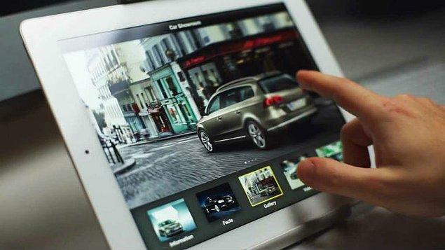 2 – iPad'in pazar payı eriyor