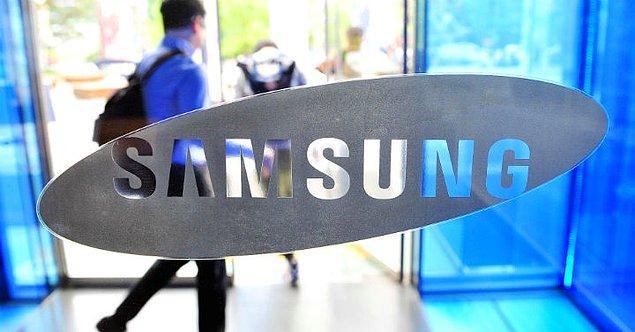 3 – Samsung maaşları dondurdu