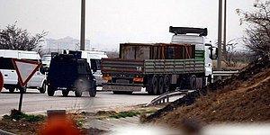 MİT TIR'ını İhbar Eden Askeri Personel Tutuklandı