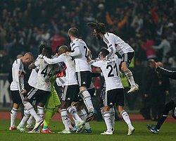 Beşiktaş'ta Muhteşem Liverpool Geliri: Dakikada 48 bin TL