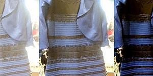Tüm İnternet İkiye Bölündü: Bu Elbise Mavi-Siyah mı Yoksa Altın-Beyaz mı?