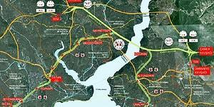 İstanbul'a Üç Katlı Tüp Geçit Projesi