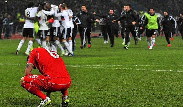 2. Beşiktaş'ın Tarihi Zaferi Bugünün Önemli Gündem Maddesi Olmayı Sürdürdü
