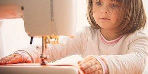 Kendi Elbiselerini Kendisi Tasarlayan 5 Yaşındaki Modacı Mayhem İle Tanışın
