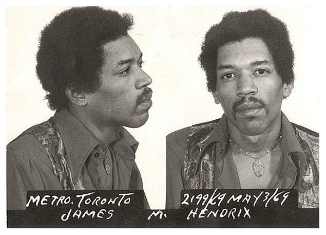 8. Jimi Hendrix