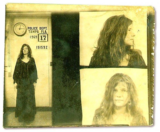 11. Janis Joplin