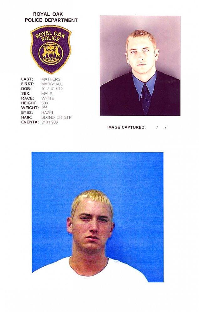 15. Eminem
