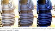 Bu Elbise Ne Renk Diyenler İçin;