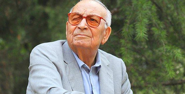 1. Yaşar Kemal'i Kaybettik...