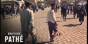 Türkiye'nin 1967 Yılına Ait Tarihi Görüntüleri