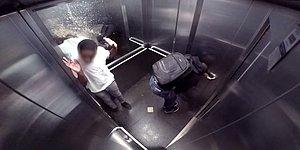 Dünyanın En Kötü Asansör Şakası
