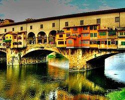 Görsel şölen / Tarihi kiliselerinden sanat galerilerine Floransa