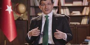 Ahmet Davutoğlu'nun Aşırı Uzun Kravatına Sosyal Medyadan En Dikkat Çekici Tepkiler