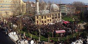 Yaşar Kemal'e Veda Günü…