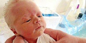 Hepimizden Daha Çok Görmüş Geçirmiş Gibi Gözüken 19 Yaşlı Bebek