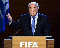 "Blatter: ""Irkçılıkta Puan Silinsin"""