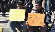 Somalı Madenciler 6 Gündür Eylemde
