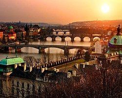 Altın şehir Avrupanın Kalbi Denilen Masallar şehri Praga Gitmeniz