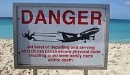Dünyanın En Tehlikeli Plajından Akıllara Zarar Görüntüler