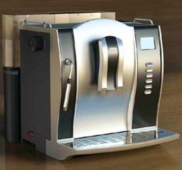 Kahve/Çay Makinesi