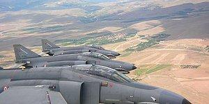 10 Günde Üç Kaza: F-4 Savaş Uçakları Neden Düşüyor?