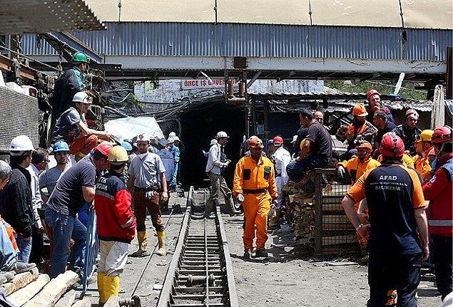 Soma Kömür İşletmeleri A.Ş'nin ocaklarından sorumlu oldular