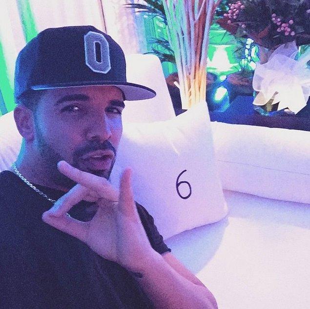 15. Drake