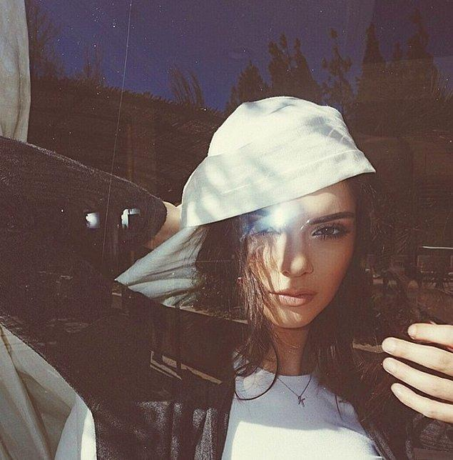 5. Kendall Jenner