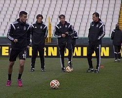 Club Brugge Zeminin Kötü Olması Beşiktaş'a Büyük Şok Yaşattı