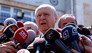 MHP'nin Koalisyon İçin 4 Şartı Var