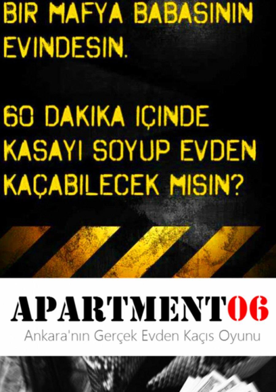 Ankara Da En Az Bir Kez Denenmesi Gereken 10 Evden Kacis Oyunu