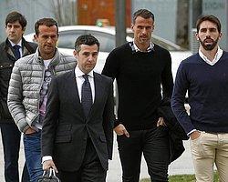İspanya'da 5 Futbolcuya Şike Soruşturması