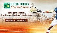 İlk Kez Türkiye'ye Gelecek Roger Federer Efsanesi ile Tanışalım